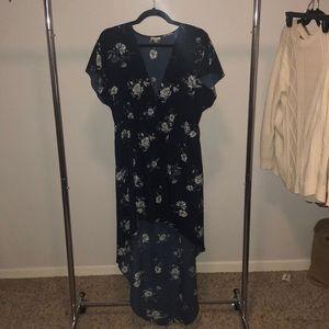 Ecoté Floral Dress